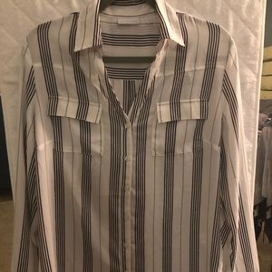 NY&Co Button Up Blouse